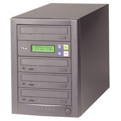 Teac 3 Target Standalone SATA CD/DVD Duplicator