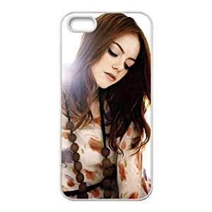 Happy Emma Stoun Aktrisa Design Pesonalized Creative Phone Case For Iphone 5S