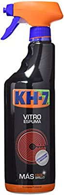 KH-7 Vitro Espuma Limpiador Vitrocerámicas - 750 ml: Amazon ...