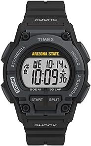 Timex Tribute Men's Takeover 42mm Quartz Watch with Resin Strap, Arizona State Sun Dev