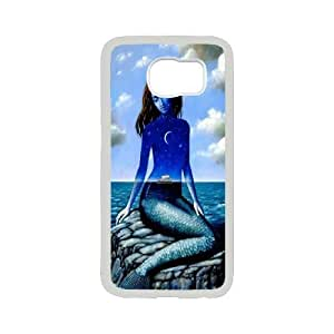 James-Bagg Phone case Mermaid And Ocean For Samsung Galaxy S6 Style-14