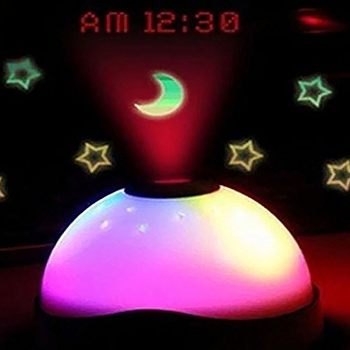 coffled Magic 7 Colors LED Change Star Night Light Magic Pro