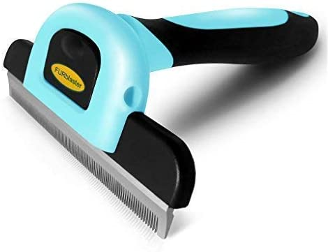 Dakpets FURblaster Deshedding & Light Trimming Tool for Long & Short Hair Dogs & Cats