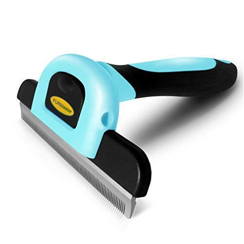 Deshedding Brush - Dog Hair & Cat Hair Shedding Tool by DakPets