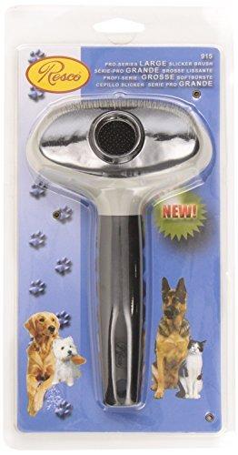 Resco Pro-Series Slicker Brush, Best Mat Remover for Dog, Ca