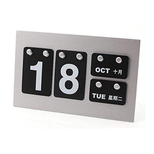 2018 Calendar Modern Desk/Wall Simple Style Calendar by HBloom