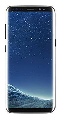 Samsung GALAXY S8 G950F 64GB 5.8-inch Inifinity Display Factory Unlocked Smartphone for GSM Carriers - Worldwide International Version by Samsung