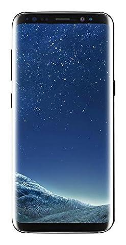 Samsung Galaxy S8 64GB GSM Unlocked Phone - International Version (Midnight Black) (Unlock Phones Samsung Galaxy)
