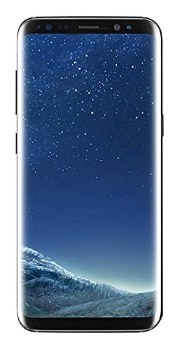 41tsp7FIVgL Samsung Galaxy S8 64GB Unlocked Phone - International Version (Midnight Black)