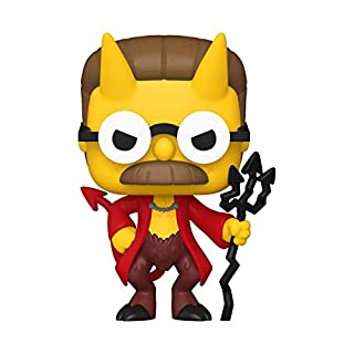 Funko Pop! Animation: Simpsons - Devil Flanders, Multicolour