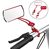 Best Bicycle Mirrors - Jeemitery Bicycle Mirror,A Pair of 360°Rotation Back Rearview Review