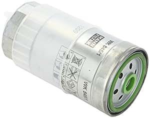 Mann-Filter WK 845/1 Filtro de Combustible