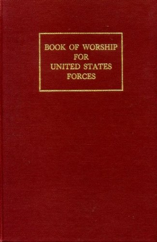 Book of Worship for United States Forces
