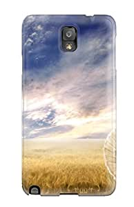Hot Ultra Slim Fit Hard Case Cover Specially Made For Galaxy Note 3- Funny Christmas Scarecrow