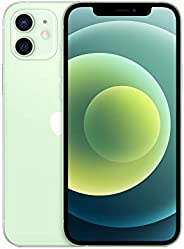 New Apple iPhone 12 (256GB, Green) [Locked] + Carrier Subscription