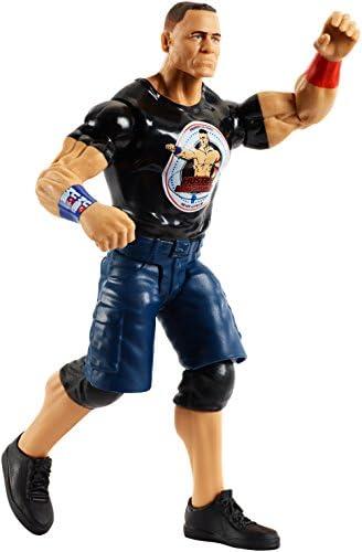WWE- Figura y Accesorio Tough Talkers John Cena (Mattel DXG83)