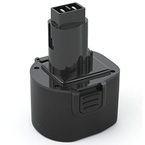 2000mAh Replace for Dewalt 9.6V Battery DW9061 DW9062 DE9036 DE9062 DW9614 Cordless Power Tool