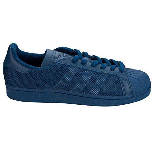 de Triple Superstar Azul para zapatos hombres deporte Originals Zapatillas adidas wC6PATqIx6