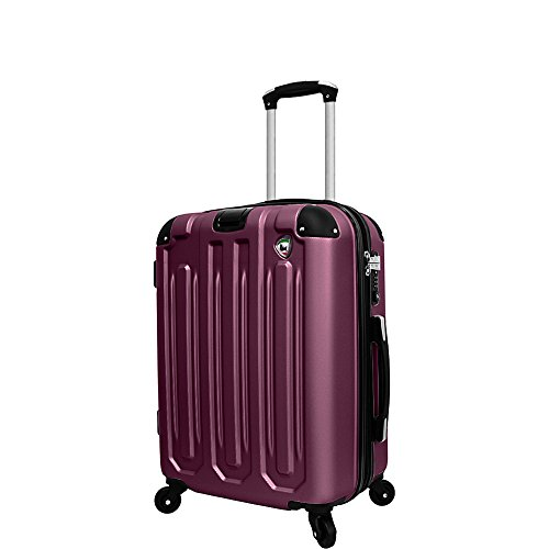 mia-toro-regale-composite-hardside-spinner-carry-on-burgundy-one-size