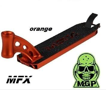 MGP Madd Gear MFX Deck Patinete de 2014 Integrated Naranja ...