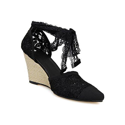 Sandales 1TO9 femme pour femme pour 1TO9 Noir 1TO9 Noir Sandales OHfRqPWHF