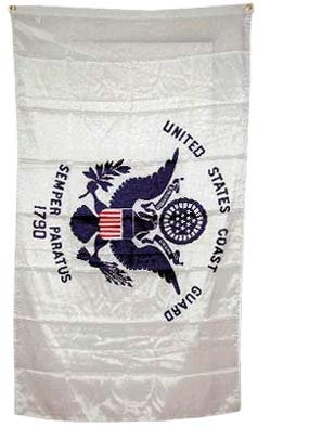 united states coast guard flag - 4