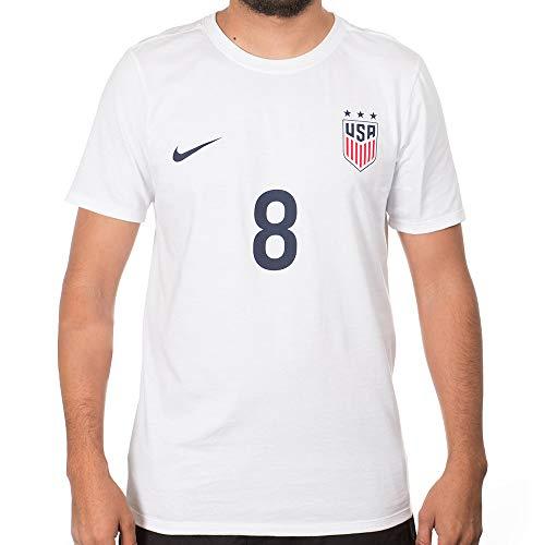 (Nike Men's US Women's National Team Jersey Replica Tee (Small, Julie Johnston))