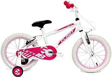 CLOOT Bicicletas de niño-Bicicleta de niña Rueda de 16 Lety ...