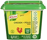 chicken soup base no msg - LeGout 095 Chicken Base (No MSG Added), 1-Pounds (Pack of 3)