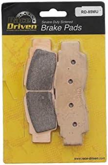 Brake Pads fits Yamaha YZ450F 2008-2017 Front /& Rear Motocross MX by Race-Driven