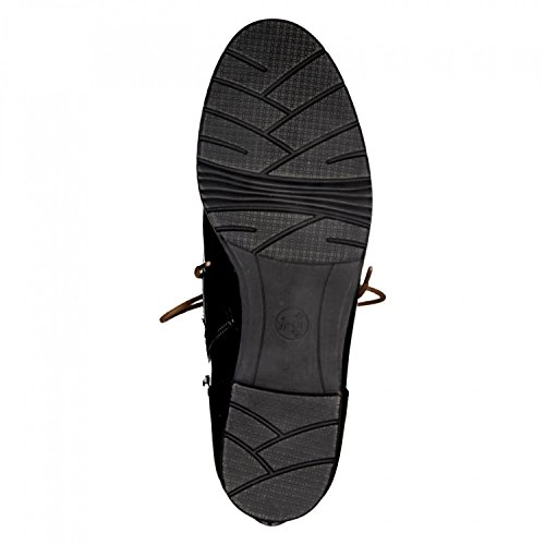 Softline señoras Botas 8-25160-018 negro, gr. 36-41, schwarz