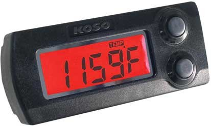 Koso Air Fuel Ratio Meter - 2/4-Stroke - Wide-Band - (Wide Band Air Fuel Ratio)