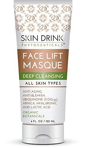 Skin Drink Eye - Body Dynamics 4 FL OZ Skin Drink Deep Cleansing Face Lift Masque