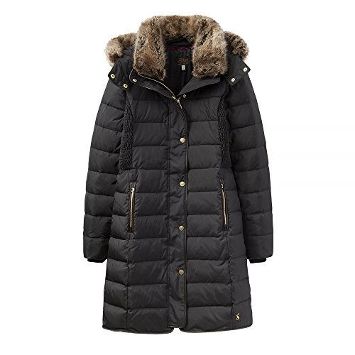 ladies Jacket Feather Womens Joules Coat Down Caldecott Hooded OAaUx5qw