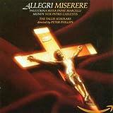 Allegri: Miserere / Palestrina: Missa Papae