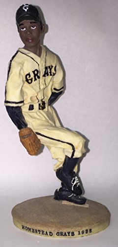 """1938 Homestead Grays Figurine, from """"The Negro Leagues"""" Poly Resin Collectible Figurine, Flambro"""