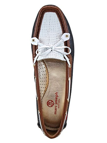 Cognac Black Cypress White New York Loafer Marc Women's amp; Joseph Mosaic Hill xIHA84xw0q