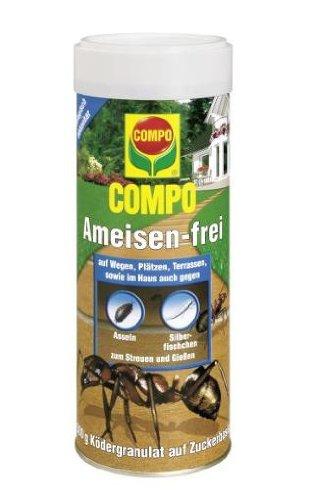 Compo 16486 Ameisen-frei 500 g