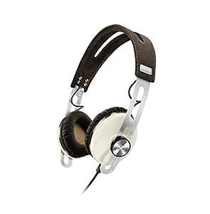 Sennheiser Momentum 2.0 On-Ear - Auriculares de diadema cerrados, compatible con Samsung Galaxy, color marfil