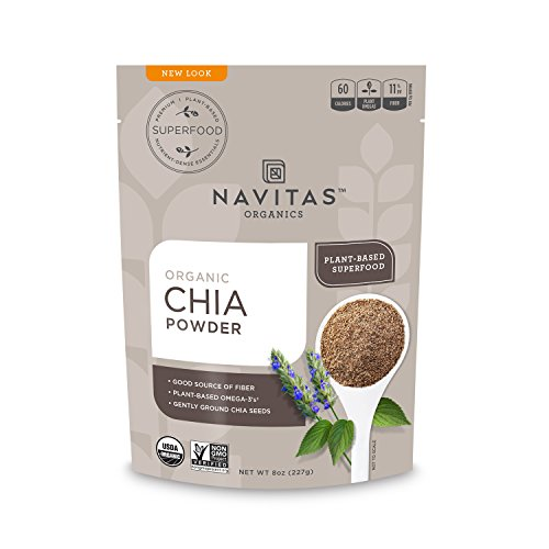 chia seeds organic milled - 2