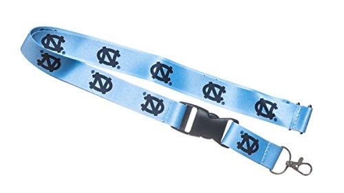 Collegiate Pulse UNC/University of North Carolina Chapel Hill NCAA Lanyard