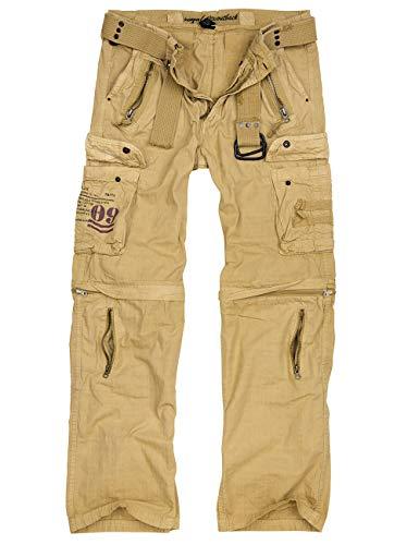 Surplus Homme Royal Outback Pantalon Royal Camo Taille 1