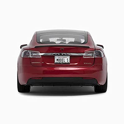 Tesla Diecast Model S P100D Red: Toys & Games