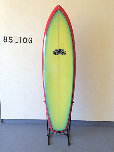 Surfboard - Longboard freestanding stand block surf surfboard display by Block Surf