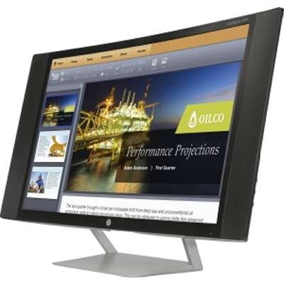 HP K1M38A8#ABA EliteDisplay S270c 27' Curved Display 1920x1080 MHL/VGA/HDMI 1-Year