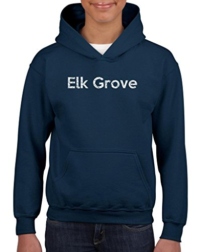 Ugo Elk Grove CA California Map Flag Home of University of Los Angeles UCLA USC Girls Boys Youth Kids - Angeles Outlet Grove Los The