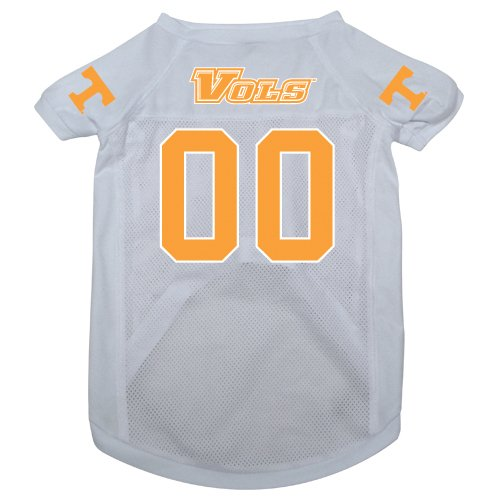 NCAA Tennessee Volunteers Pet Jersey,  Small