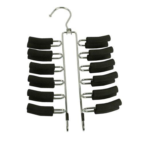 Friction Tie Rack Scarf Hanger