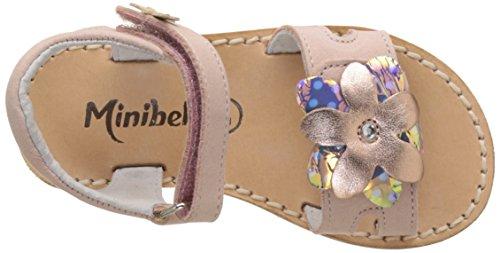 Rose Minibel Bout Fille Ouvert Vieux Sandales Malisa Rose wxq0Rxz8p