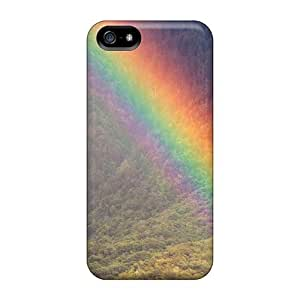 Hot Design Premium Awp19162RuVs For HTC One M8 Phone Case Cover Protection Cases(arcobaleno)
